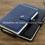 Personalized Leather A5 Agenda Diary with Logo