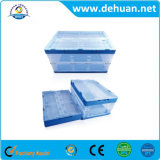 PP Storage Plastic Foldable Box with Plastic and Customer Size Plastic Collapsible Box