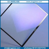 Non Reflective Anti Reflective Ar Glass for Electronical Display