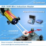 Magnetic Induction Heating Device Remove Nuts on Automobile