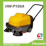 Walk Behind Street Sweeper Road Vacuum Cleaner