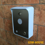 GSM Audio Intercom GSM Gate Entry Dial and SMS Wireless Gate Opener System