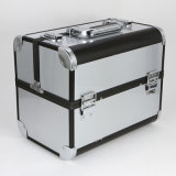 The 2015 New Collection Aluminum Cosmetic Case (hx-q076)