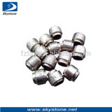 Electroplated Diamond Beads for Marble Quarry