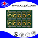 High Frequency Tg170, Lead Free Telecom 4layer PCB