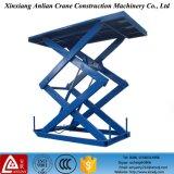 Electric Scissor Lift Platform 5t Stationary Hydraulic Scissor Lift Table