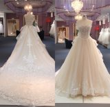 Luxury Strapless Ballgown Bridal Gown Wedding Dress 2017 Wgf150