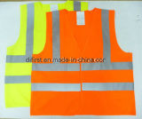 Safety Vest with Reflective Tape for Workwear (DFV1007)