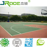 PU High Cushion Outdoor Basketball Court Coating
