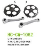 Hot! Bike Accessires of Chain Wheel Crank Hc-Cw-1062