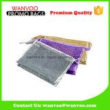 Promotional Flat Leopard PVC Waterproof Clear Cosmetic Bag