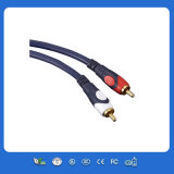 High Quality RCA 2.5mm Aux Audio Cable