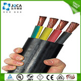 China Hotsale Flexible Flat Underwater Pump Cable