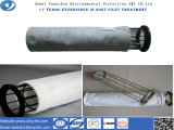 Nonwoven Acrylic Filter Bag Filter Housing for Dust Collection with Free Sample