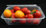 500ml Rectangular Food Packaging Microwaveable Container