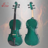 Beautiful Colorful Body Student Violin (AVL-15S)