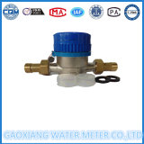 Dry Type Domestic Cold Single Jet Water Meter