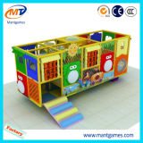 Indoor Kid's Soft Playground, Discount Indoor Playground Equipment Price