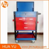 5 Drawers 580 Pounds Capacity Roller Service Tool Cart Tool Chest Tool Cabinet