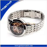 ODM & OEM Skeleton Automatic Watch with Reliable Watch Factory