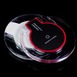 Qi Mini Fantasy Anti-Slip Metal Transmitter Mobile/Cell Phone Wireless Charger