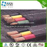 China OEM Flexible Flat Submersible Pump Power Cable