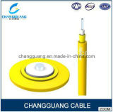 Indoor Optical Fiber Cable Single Core Cable Armouring Fiber Optic Cable Price Per Meter From Changguang Communication