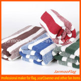 Microfiber Small Mini Striped Hand Towel