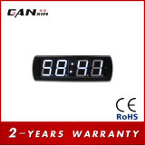 "[Ganxin] 4"" Table Digital Alarm Countdown LED Timer with World Time"