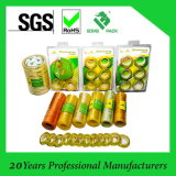 Different Types for Good Quality School Stationery Tape (Easy-tear)