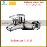 Chrome Sanitary Ware Bathroom Bathtub Mixer