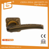 Zinc Alloy Door Handle with Rose (ZK-F5851)