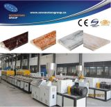 PVC Imitation Marble Profile Machine Line