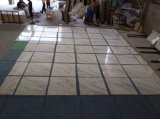 600X600, 800X800mm Polished White Marble Floor Tile