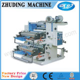 2 Color800mm Flexographic Printing Machine