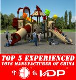 2015 Outdoor Playground Type Kids Play Equipment Slides (HD15A-059A)