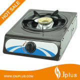 Golden Iron Cap Aluminum Burner Gas Cooker Jp-Gc101ts