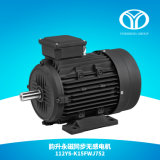 AC Permanent Magnet Synchronous Motor 7.5kw 3000rpm