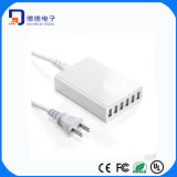 Smart Phone Accessories AC Charger with Six Ports