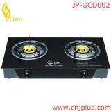 Jp-Gcd002 Popular Tempered Glass Gas Cooker