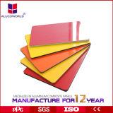 Alucoworld PVDF Aluminium Composite Material