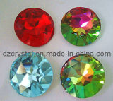 Round Jewelry Crystal Pendant Glass Bead (3001)