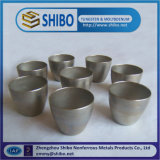 China Manufacture 99.95% Pure Tungsten Crucible/Tungsten Melting Pot