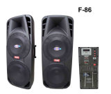 Powerful Rechargeable Speaker F86
