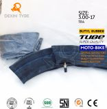 Butyl Rubber Tube Motorcycle Inner Tube for Motorbike 3.00-17