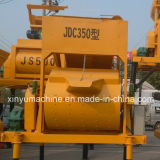 Jdc350 Hot Sale Single Shaft Forced Concrete Mixer