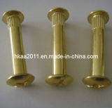 Brass Male and Female Furniture Connecting Screws Bolt Assembly