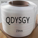 19mm White Strapping Band with PP Materials