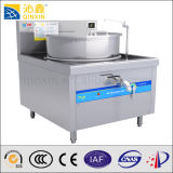 380V/20kw 230L Electric Commercial Induction Soup Cooker