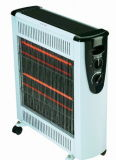 Perfect Mix of Radiant and Convection 2in1 Quartz Heater (BSW-2400)